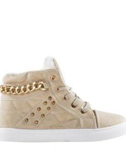 Pantofi sport dama Felga bej - Incaltaminte Dama - Pantofi Sport Dama
