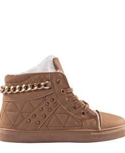 Pantofi sport dama Felga khaki - Incaltaminte Dama - Pantofi Sport Dama