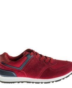 Pantofi sport dama Fly rosii - Incaltaminte Dama - Pantofi Sport Dama