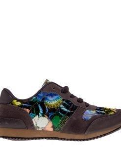 Pantofi sport dama Freda gri - Incaltaminte Dama - Pantofi Sport Dama