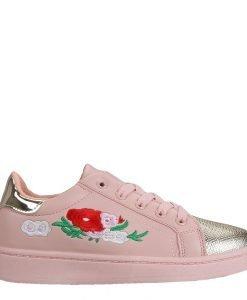 Pantofi sport dama Fresno roz - Incaltaminte Dama - Pantofi Sport Dama