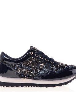 Pantofi sport dama Gloria albastri - Incaltaminte Dama - Pantofi Sport Dama