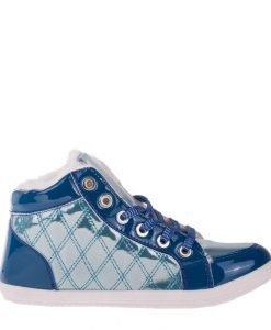 Pantofi sport dama India bleu - Incaltaminte Dama - Pantofi Sport Dama