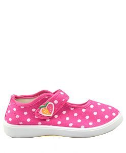 Pantofi sport fucsia pentru copii Rena - Promotii - Lichidare Stoc