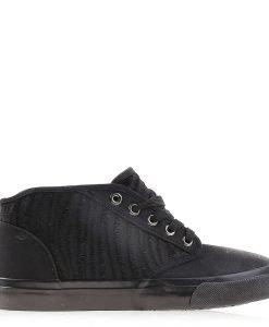 Pantofi sport unisex 019 negri - Incaltaminte Barbati - Pantofi Sport Barbati