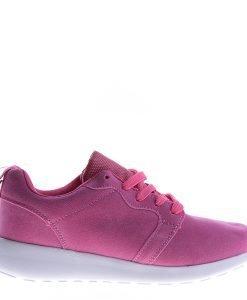 Pantofi sport unisex 201-5A roz cu rosu - Incaltaminte Barbati - Pantofi Sport Barbati