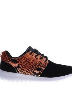 Pantofi sport unisex 256-2 portocalii - Incaltaminte Barbati - Pantofi Sport Barbati