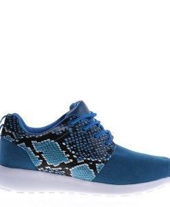 Pantofi sport unisex 256-5 albastri - Incaltaminte Barbati - Pantofi Sport Barbati