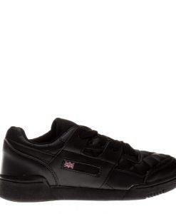 Pantofi sport unisex Deluna negri - Incaltaminte Barbati - Pantofi Sport Barbati