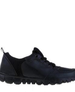 Pantofi sport unisex F308 negri - Incaltaminte Barbati - Pantofi Sport Barbati