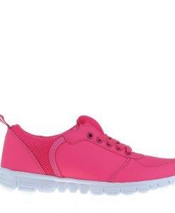 Pantofi sport unisex F308 roz neon - Incaltaminte Barbati - Pantofi Sport Barbati