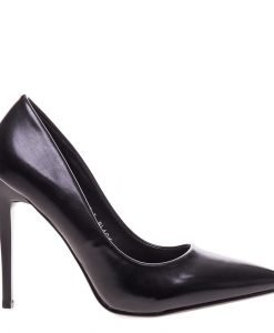 Pantofi stiletto Rhoda negri - Incaltaminte Dama - Pantofi Stiletto