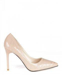 Pantofi stiletto nude Bej - Incaltaminte - Incaltaminte / Pantofi cu toc