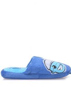 Papuci copii Street Puppet albastri - Incaltaminte Copii - Papuci copii