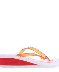 Papuci dama A800 rosii - Incaltaminte Dama - Papuci Dama