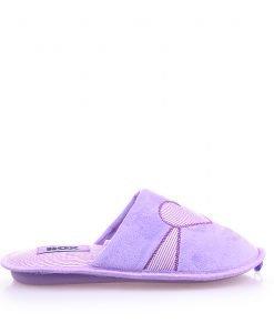 Papuci dama Rox Collection 11 lila - Promotii - Lichidare Stoc