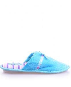 Papuci dama Rox Collection 12 albastri - Promotii - Lichidare Stoc