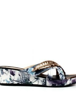 Papuci dama Shary negri - Promotii - Lichidare Stoc