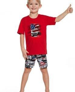 Pijama baietei America - Lenjerie pentru barbati - Pijamale si capoate