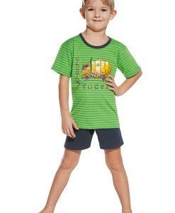 Pijama baietei Garbage Truck - Lenjerie pentru femei - Pijamale si capoate pentru copii