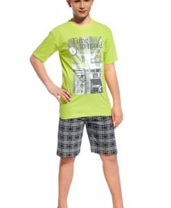 Pijama baietei London - Lenjerie pentru femei - Pijamale si capoate pentru copii