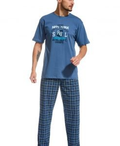 Pijama barbateasca Brooklyn I - Lenjerie pentru barbati - Pijamale