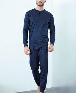 Pijama barbateasca Evio - Lenjerie pentru barbati - Pijamale