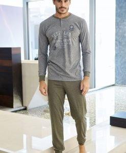 Pijama barbateasca Gianluca - Lenjerie pentru barbati - Pijamale