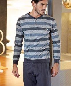 Pijama barbateasca Steffanio - Lenjerie pentru barbati - Pijamale