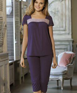 Pijama dama Delfina - Lenjerie pentru femei - Pijamale dama
