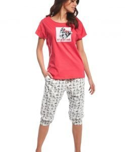 Pijama dama Lets go - Lenjerie pentru femei - Pijamale dama