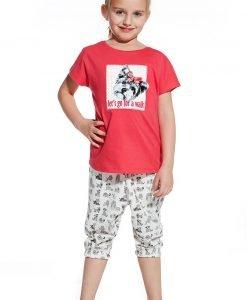 Pijama fetite Let?s go for walk - Lenjerie pentru femei - Pijamale si capoate pentru copii