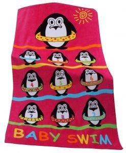 Prosop plaja pentru copii Baby swim - Costume de baie - Accesorii de baie