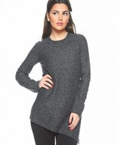 Pulover PrettyGirl Wonder Season DarkGrey - Pulovere -