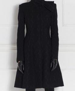 Redingota eleganta Negru - Imbracaminte - Imbracaminte / Paltoane