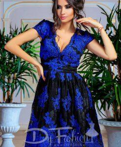 Rochie Addicted Blue - ROCHII - Rochii de Ocazie