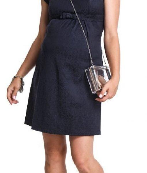 Rochie Bellissima negru – Produse > Haine pentru gravide > Rochii –