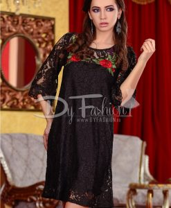 Rochie Black Rose Instead - ROCHII - Rochii Office