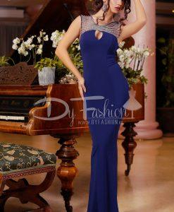 Rochie Bloom Dark Blue - ROCHII - Rochii de Ocazie