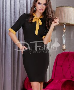 Rochie Light Black - ROCHII - Rochii Office