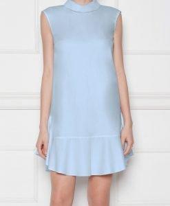 Rochie bleu cu guler tip camasa Albastru - Imbracaminte - Imbracaminte / Rochii de zi