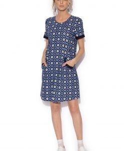 Rochie casual mini IMPRIMAT - Imbracaminte - Imbracaminte / Rochii de zi