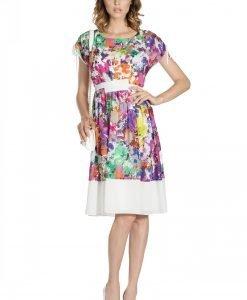 Rochie clos cu imprimeu floral Print - Imbracaminte - Imbracaminte / Rochii de zi
