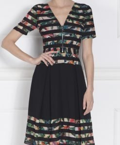 Rochie cu dungi printate Print - Imbracaminte - Imbracaminte / Rochii de zi