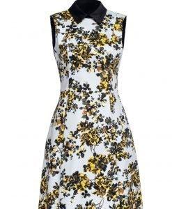 Rochie cu imprimeu floral Imprimeu - Imbracaminte - Imbracaminte / Rochii de zi