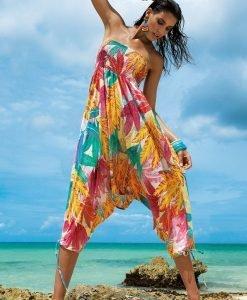Rochie de plaja 4 in 1 Eleanor din colectia Vacanze - Costume de baie - Rochii si fuste
