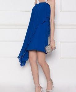 Rochie de seara asimetrica Albastru - Imbracaminte - Imbracaminte / Rochii de seara