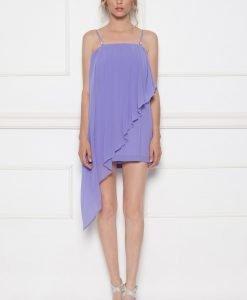 Rochie de seara asimetrica Violet - Imbracaminte - Imbracaminte / Rochii de seara