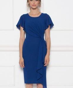 Rochie de seara cu maneci clopot Albastru - Imbracaminte - Imbracaminte / Rochii de seara