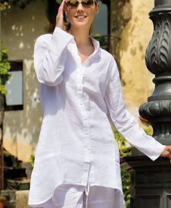 Rochie de vara Sherie White - Costume de baie - Rochii si fuste